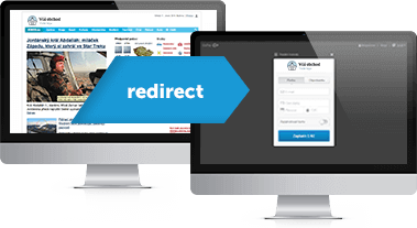 Redirect gateway