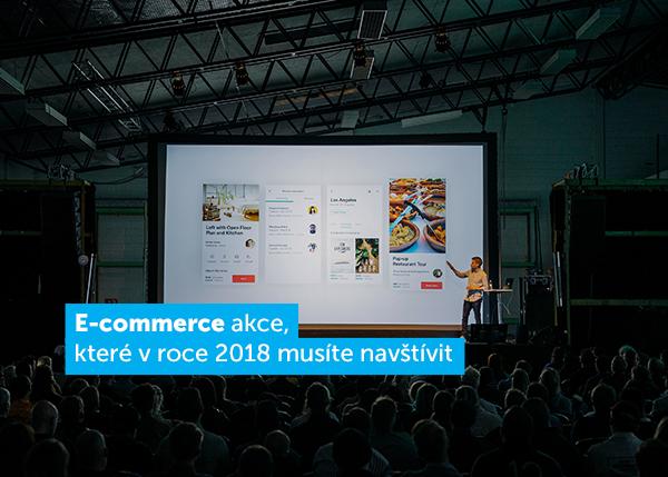 ecommerce akce 2018