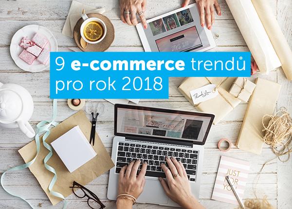 e-commerce trendy 2018
