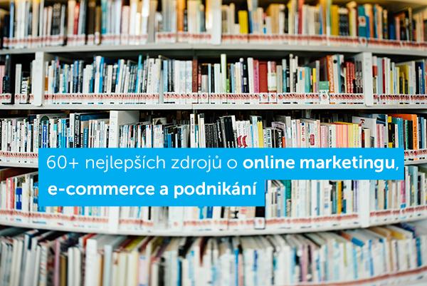 seznam zdroju online marketing