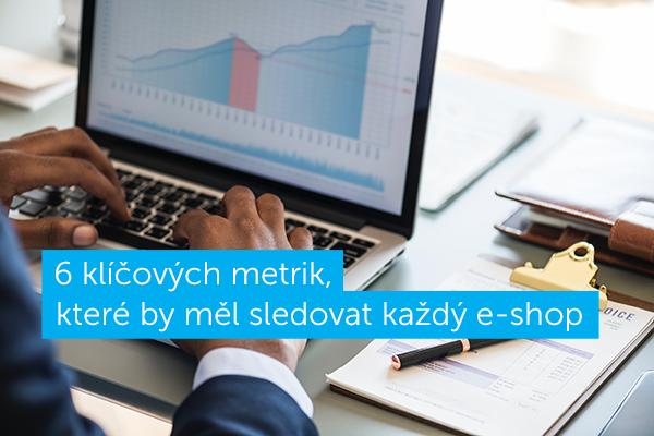 klicove metriky e-shop