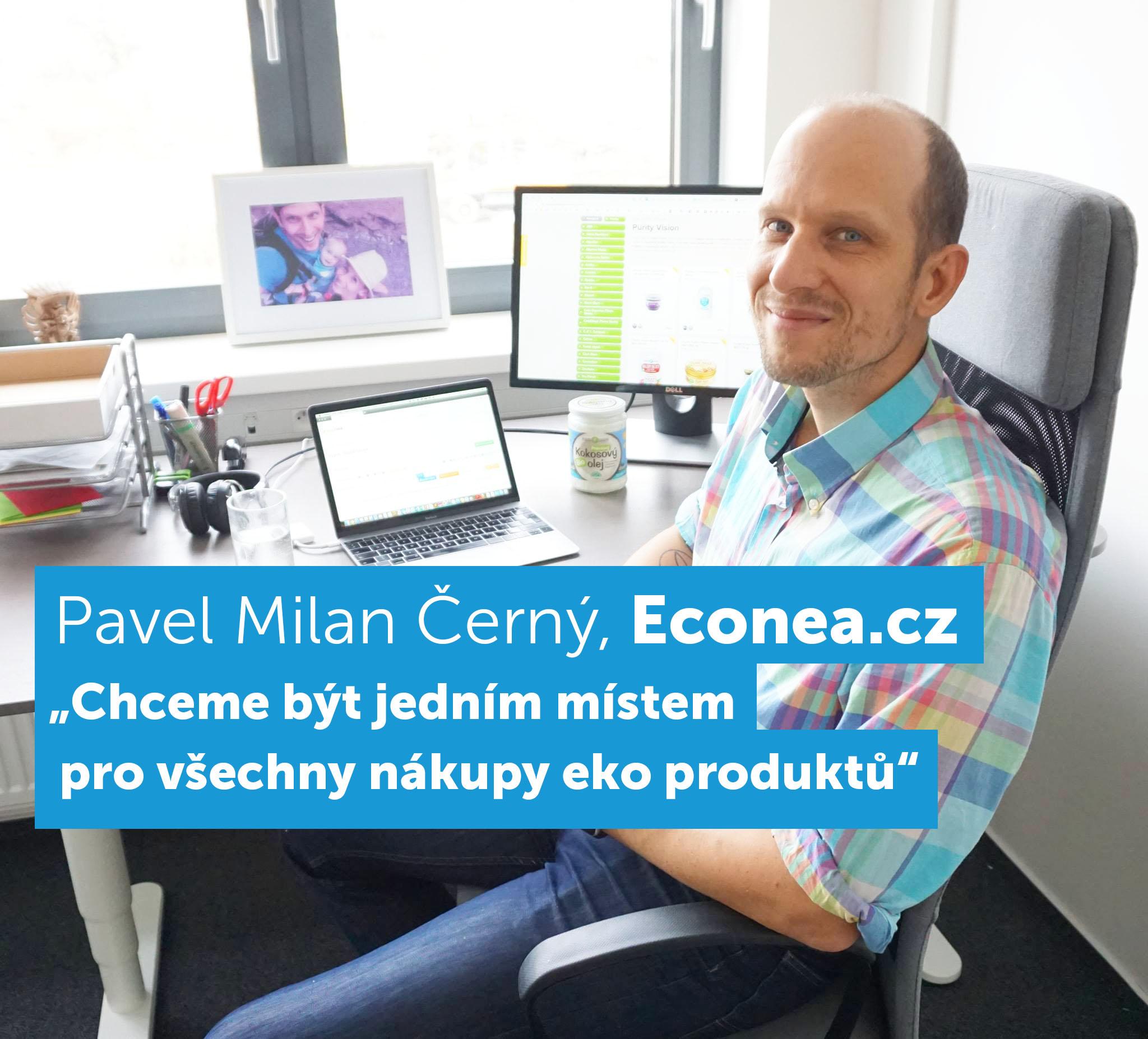econea rozhovor
