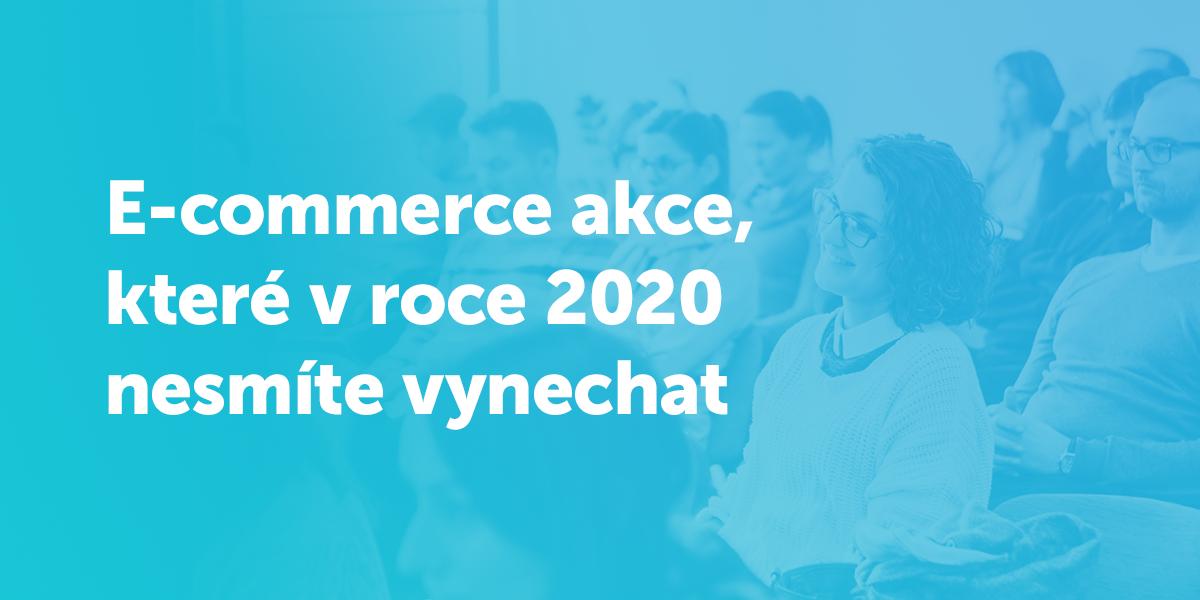ecommerce akce 2020